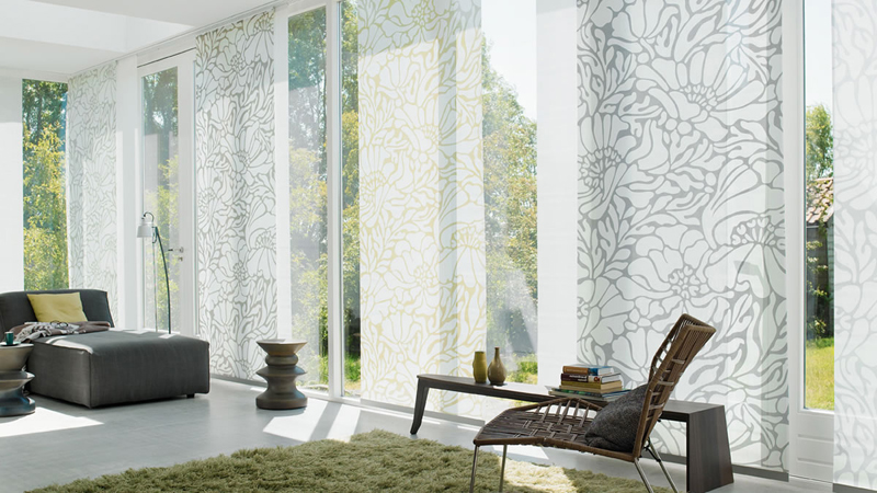 panel track window blinds Panel Track Blinds Ottawa | Elite Draperies panel track window blinds