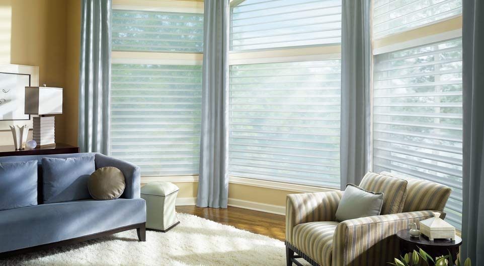 Silhouette Blinds Ottawa Window Elite Draperies