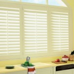 Custom Shutters in Ottawa - Kitchen