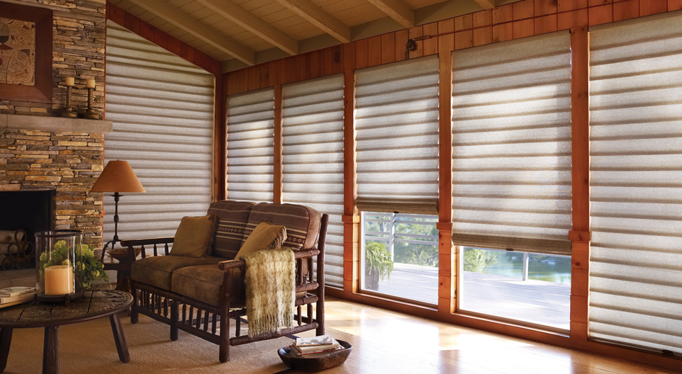 Hunter Douglas Blinds Shades And Shutters In Ottawa